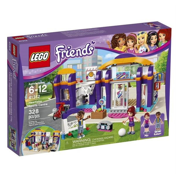 Lego Friends - Heartlake Sports Centre 41312