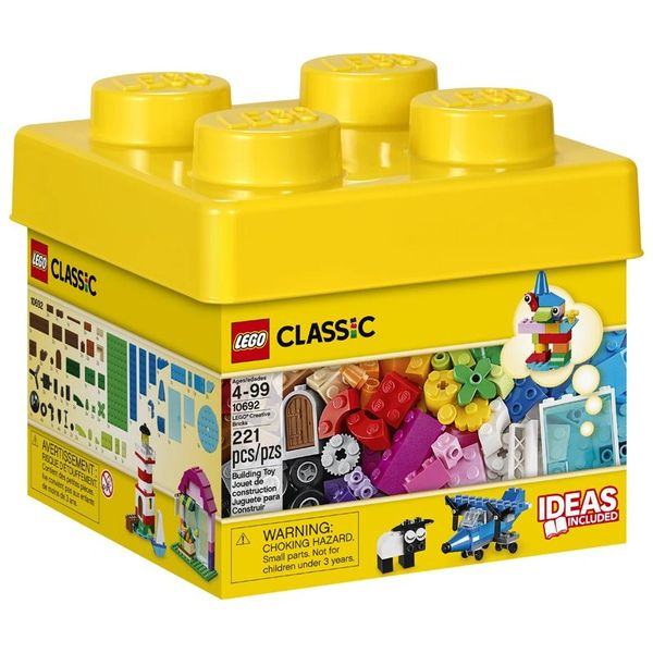Lego Classic Small Box Creative Bricks 10692