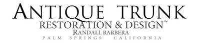 Antique Trunk Restoration & Design-Randall Barbera