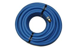 Goodyear Blue Rubber water hose SWIVTECH 360™