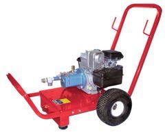 Gasoline Powered Triplex Plunger Hydrostatic Test Pump