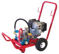 TWIN PISTON PUMPS - GAS POWER HYDROSTATIC TEST PUMPS
