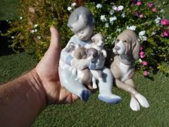 New Playmates Llardro of Spain hand painted figurine