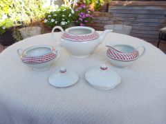 Tea Service - Homestead by Ralph Lauren three (3) piece