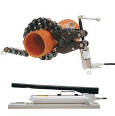 5590 SUPER HYDRAULIC SNAP PIPE CUTTER