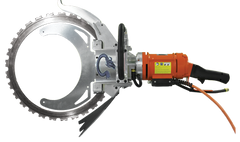 Dragon Ring Saws - Hydraulic, Gas and Electric