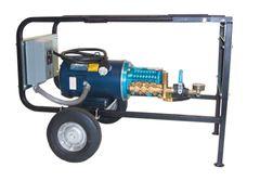 Electric Coupled Triplex Plunger Pump