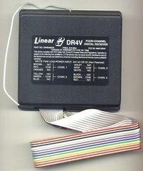 Linear DR4-12 Four Channel Digital Reciever