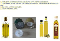 Crude and Refined Edible oils including Olive, Sunflower, Corn, Peanut and other oils.