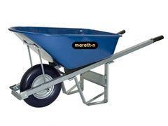 Ultimate Wheelbarrow heavy-duty, contractor grade W/Flat Free Tire