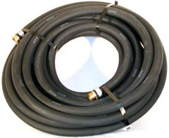 3/4 Inch Diameter Black Contractor Hose