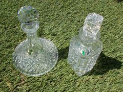 Waterford Crystal Decanters (2)