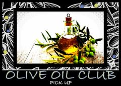 Olive Oil Gift Club Pick Up