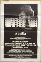 MARATHON MAN (1976) New York World Premier