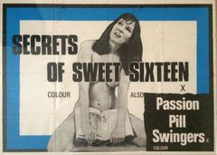 SECRETS OF SWEET SIXTEEN (1975)