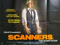 SCANNERS (1980)