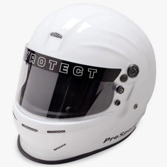 Pyrotect ProSport Helmet Full Face Duckbill SA2015