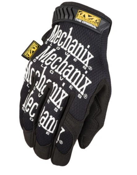 Original Mechanix Wear Glove - Black