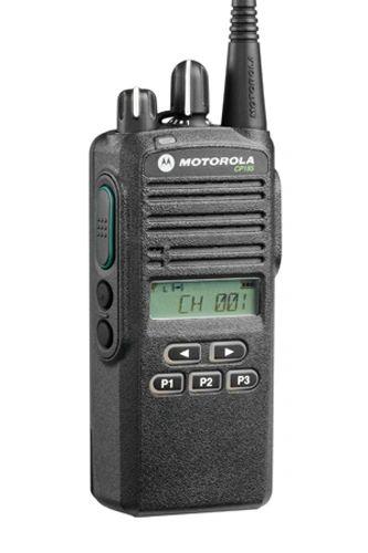 Motorola CP185 Portable UHF
