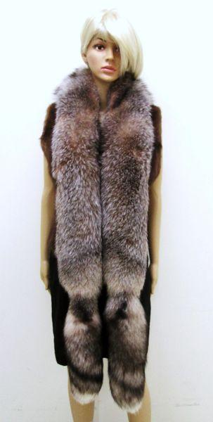 d96d6f290b4 Genuine Fox Fur Boa