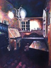 Back Room Giclee Limited Edition Print