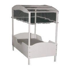 Jasmine Canopy Bed
