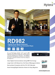 RD-982 Digital Dual Mode Repeator U-1