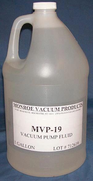 MVP 19 Mechanical Vacuum Pump Oil 55 Gallons