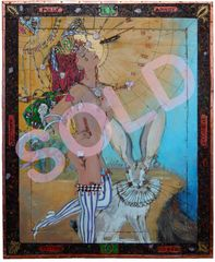 """Bunny Fool"" - (SOLD)"