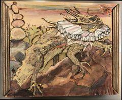 DESERT ROYALTY: Box #19 - Horned Lizard (Phrynosoma)