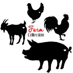 Farm Collection - Choose Your Glassware, Image & Quote