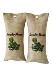Natural Air Purifying Bags (Pair)