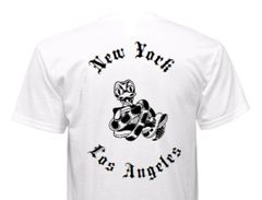 Sneaker Venom NY-LA T-Shirt