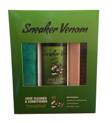 Sneaker Venom 8 oz Brush Kit