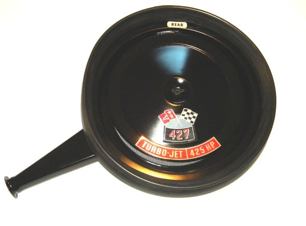 Details about  /Fits 1967-1987 Chevrolet Camaro Air Cleaner Assembly Edelbrock 17944YY 1969 1978