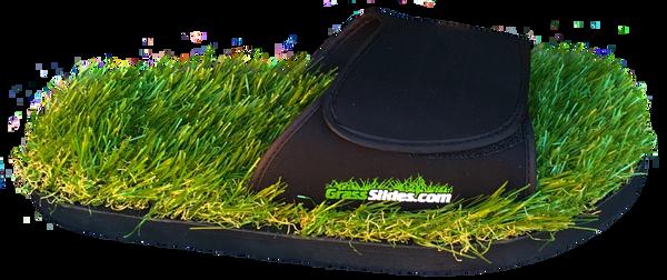 Blank Grass Slides