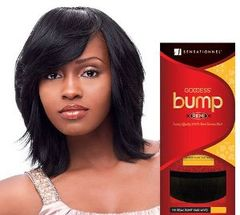 "Goddess Remi Human Sensationnel Bump Yaki 8""in 100%human"
