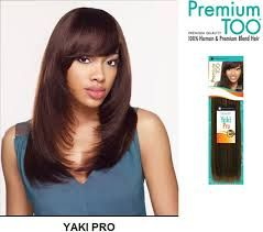 Sensationnel Human Blend Weaving Premium Too - YAKI PRO