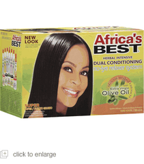Africa's Best Herbal Intensive Dual Conditioning Relaxer System