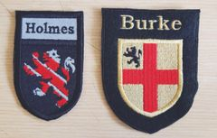 Blazer Badges - Patches