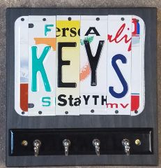 O. Key Holder Sign - Mixed States