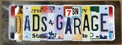 H. Custom Sign - 10 Letters