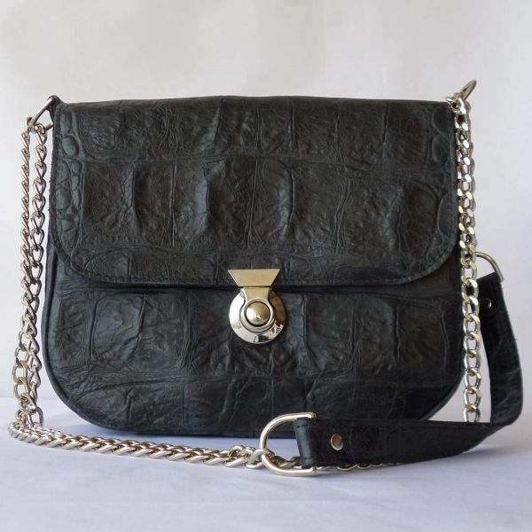a16e93662f Leather Saddle Bag