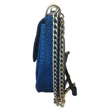 75c51477fb Royal Blue Vanna Bag - Chain Reaction