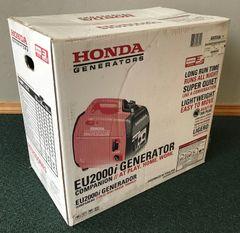Honda EU2000i Companion Generator - CLEARANCE