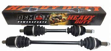 Demon HD Lift Kit Axles Polaris RZR XP Turbo 10
