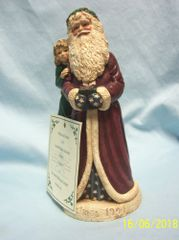CHRISTMAS DECORATION: Quality figurine 'Nicholas and Victoria' from Country Peddlers in 1994