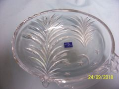 CANDY DISH: Studio Nova Starlight Candy/Nut Bowl Dish Starlight Pattern Featuring Stars & Moon