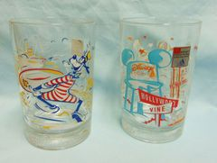 "DISNEY Glasses: Pair Walt Disney McDonalds Glasses ""Remember the Magic 100 years"" Mickey Mouse"
