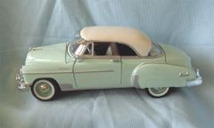 1950 Chevy Bel Air Diecast Collectible Model Car 1:24 Scale Motormax